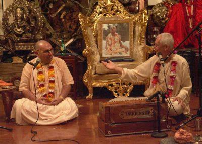 With Vayasaki Das