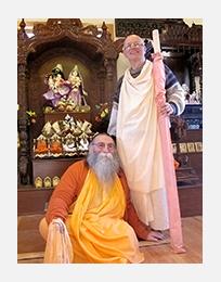 His Divine Grace Srila Bhaktikavi Atulananda Acharya Swami
