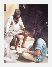 His Holiness Narahari Dasa Babaji Maharaja