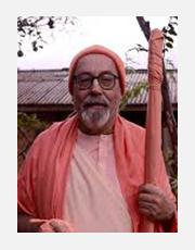 His Holiness Tridandi-bhikshu Swami Bhakti Shrirupa Radhanti Maharaja
