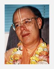 His Holiness Tamala Krishna Goswami