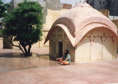 Rupa Goswami Samadhi