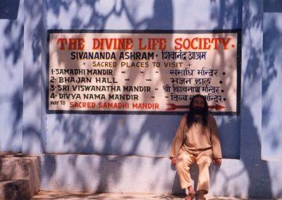 Prabhuji in India- Divine Life Society