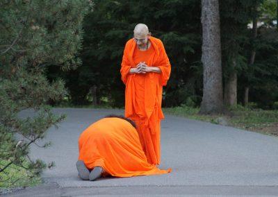 Prabhuji with Swami Viditatmananda-7