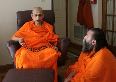 Prabhuji with Swami Viditatmananda-9