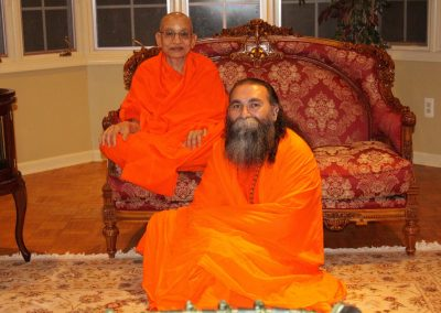 Prabhuji with Swami Viditatmananda-13