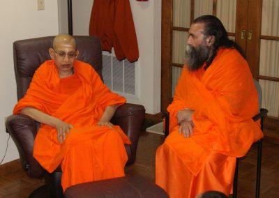 Prabhuji with Swami Viditatmananda-14