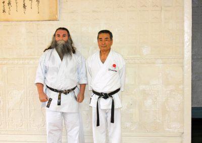Prabhuji with Mr. Takahashi