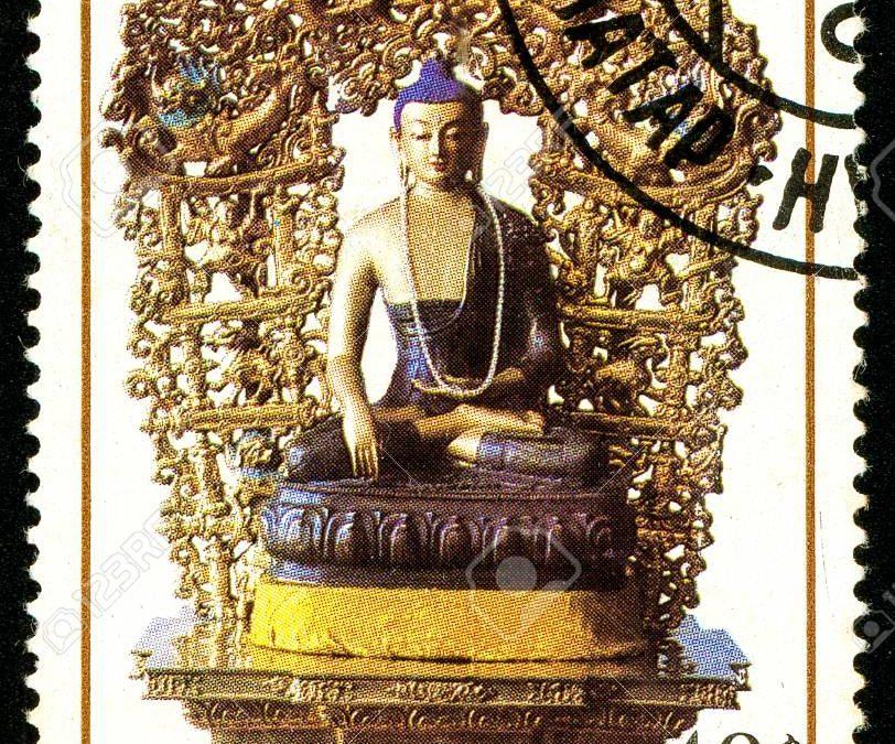 Preparatory technique for Philatelic Meditation