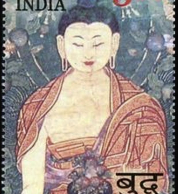 Meditative philately and the cognitive element
